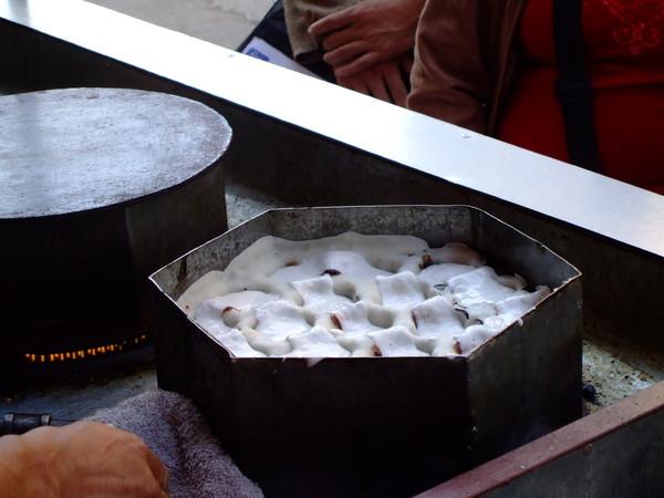 蘇式小吃~梅花糕-4