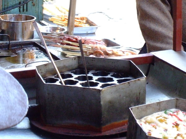 蘇式小吃~梅花糕-7