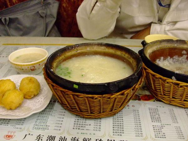 廣州潮汕海鮮沙鍋粥-2