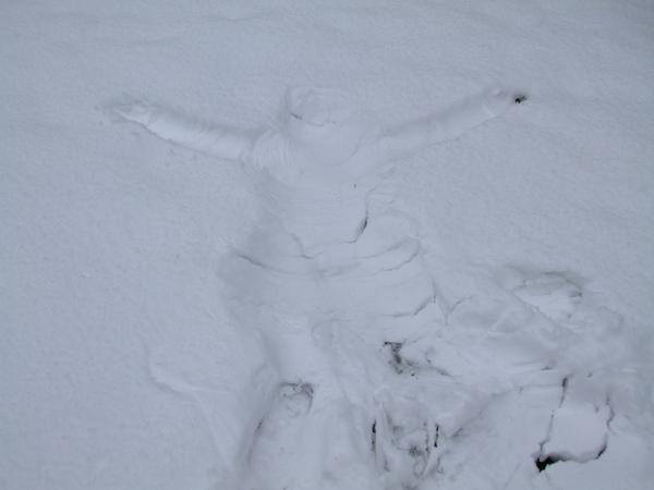 080127 大雪第二天