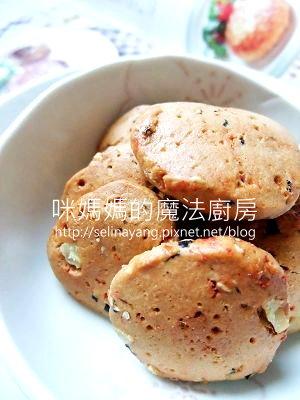 用明太子拌飯料做餅乾-P.jpg