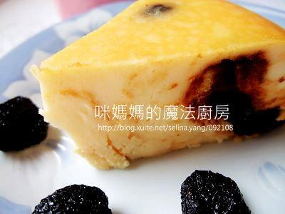黑櫻桃乳酪蛋糕-橫