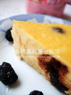 黑櫻桃乳酪蛋糕