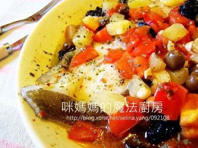 義式蒸鱈魚-橫