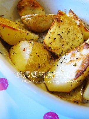 義大利香料烤馬鈴薯
