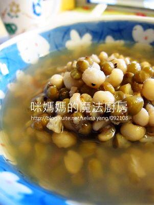 綠豆薏仁湯-直
