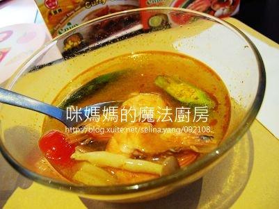 牛頭牌新品。咖哩塊&泰式酸辣湯塊。美食分享會-09