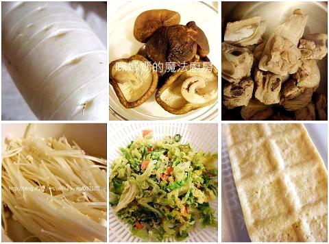 蔬菜排骨湯-1