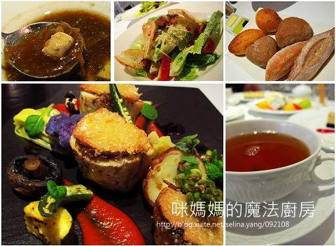 美食與藝術的結合。典藏藝術餐廳-02