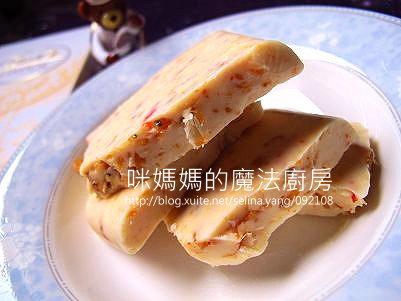 吻魚XO白巧克力-橫