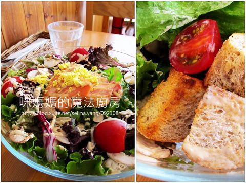 一個人的午餐。Afternoon Tea 忠孝店-3