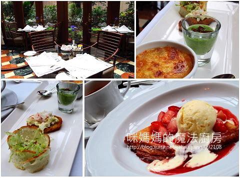 TOSCANA義大利餐廳。草莓派對下午茶-3