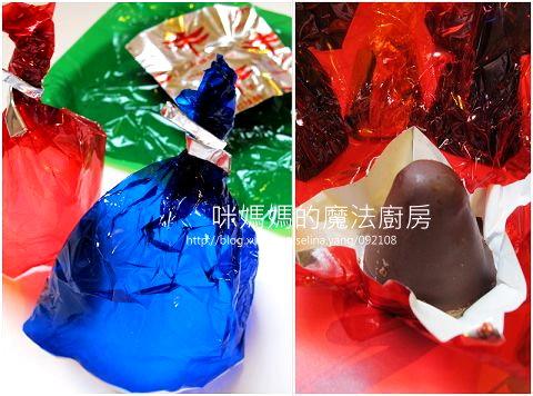 兒時的甜蜜回憶。巧克力酒糖-2