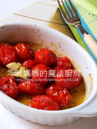義大利香料烤蕃茄