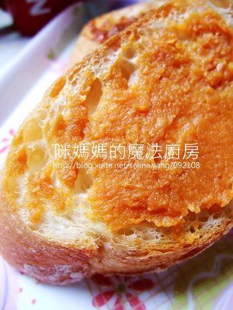 紅味噌法國麵包