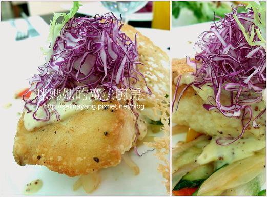 【嚐鮮食記】綠舍歐法料理-P2.jpg