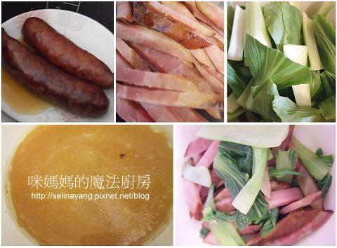青江菜拌香腸絲-P1.jpg