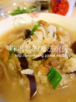 用剩飯做雜湯飯-P.jpg