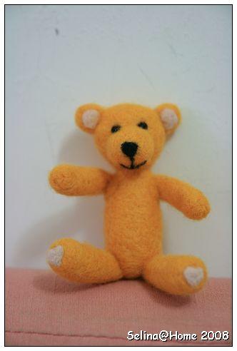 羊毛氈-Bear.jpg