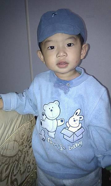 1歲10個月的小駿