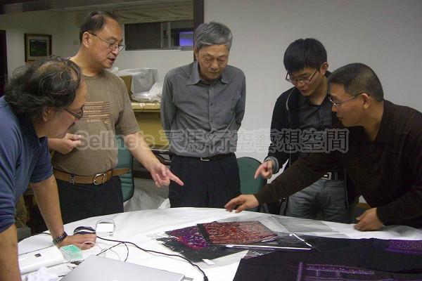 2010 11 04大陸導演參觀長河收藏 (1).jpg