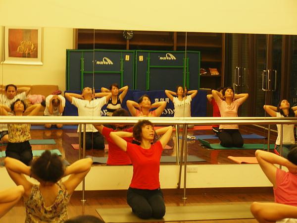 2010 瑜珈課 JUL_19.JPG