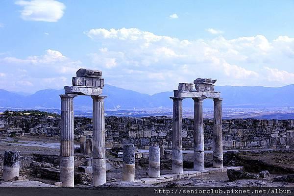 2011_土耳其-希艾拉波利斯遺址Hierapolis blog (03).JPG