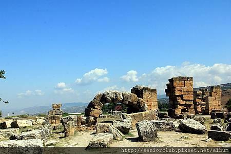 2011_土耳其-希艾拉波利斯遺址Hierapolis blog (11).jpg