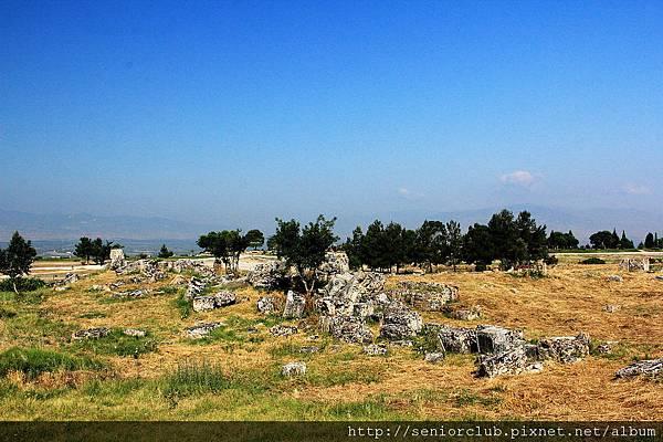 2011_土耳其-希艾拉波利斯遺址Hierapolis blog (18).jpg