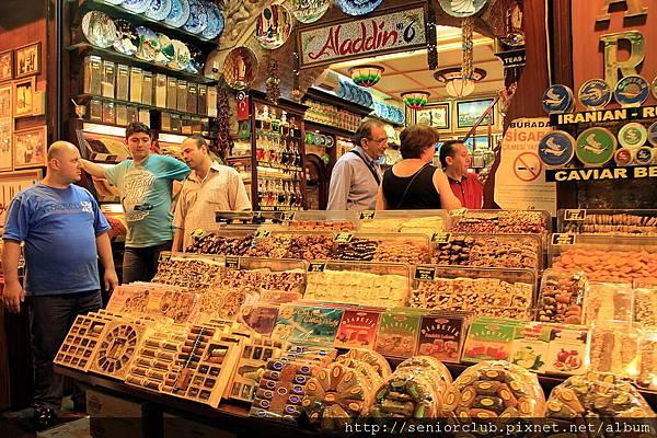 2011_土耳其 埃及香料市場 Misir Carsisi blog (008).jpg