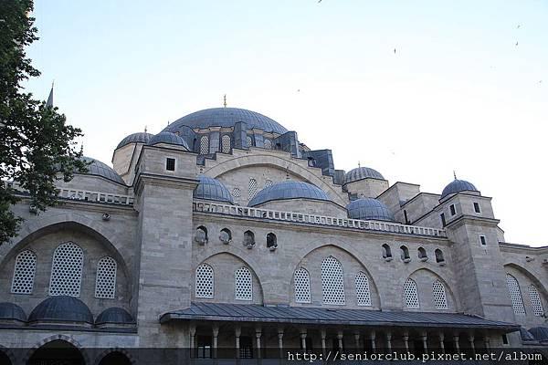 2011_土耳其 蘇雷曼尼亞清真寺-Suleymaniye Camii  blog (6).JPG