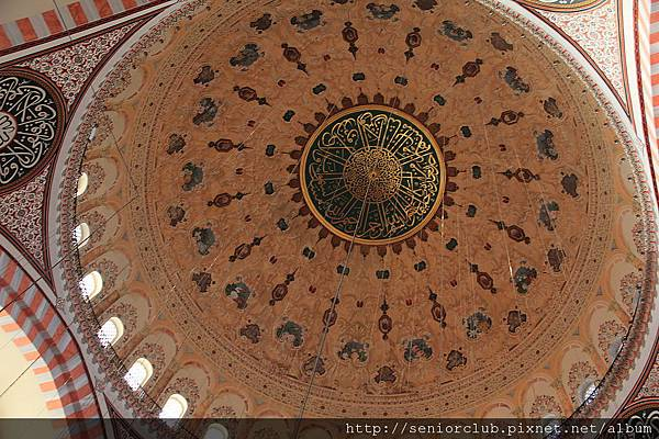 2011_土耳其 蘇雷曼尼亞清真寺-Suleymaniye Camii  blog (10).JPG