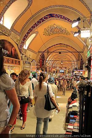 2011_土耳其 -有頂大市場 Kapali Carsi blog (2).JPG