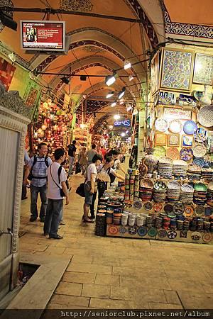 2011_土耳其 -有頂大市場 Kapali Carsi blog (13).JPG
