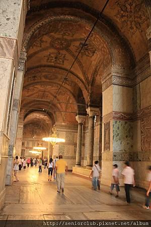 2011_土耳其-聖索菲亞教堂Aya sofya blog (6).JPG