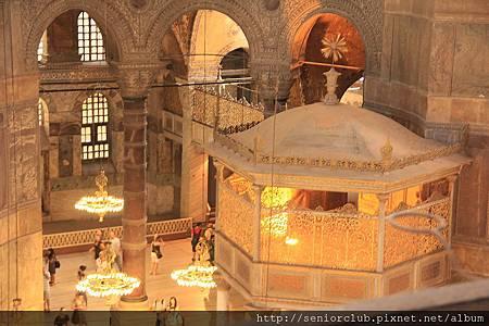 2011_土耳其-聖索菲亞教堂Aya sofya blog (7).JPG