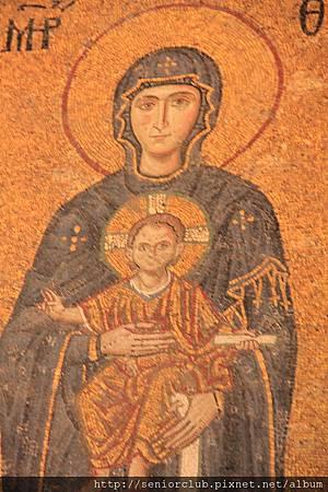 2011_土耳其-聖索菲亞教堂Aya sofya blog (8).JPG