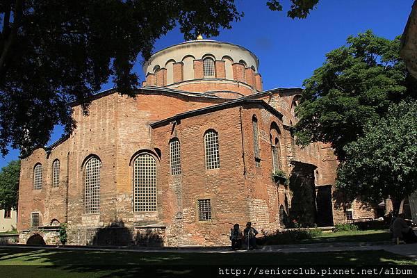 2011_土耳其-托普卡匹皇宮 Topkapi Sarayi blog (11).JPG