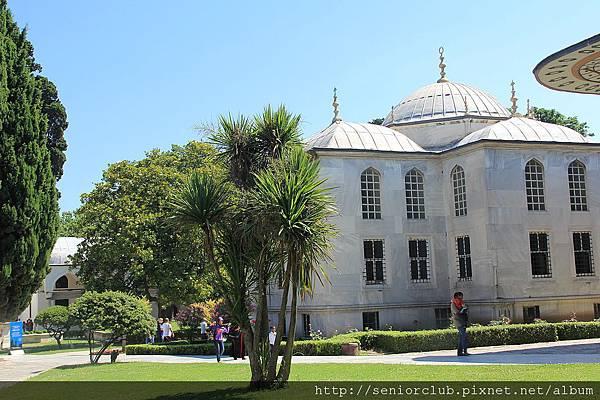 2011_土耳其-托普卡匹皇宮 Topkapi Sarayi blog (4).JPG
