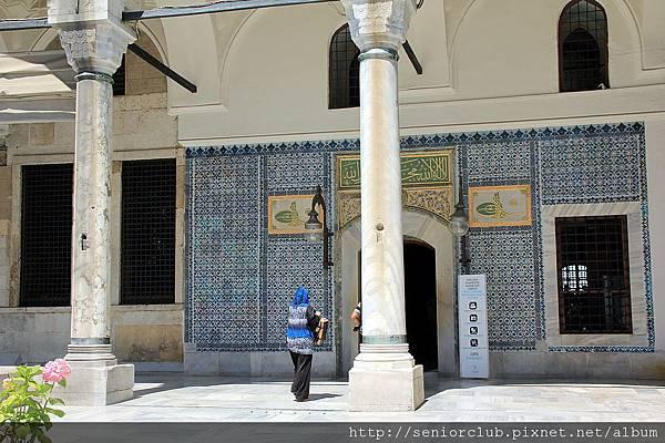 2011_土耳其-托普卡匹皇宮 Topkapi Sarayi blog (8).JPG