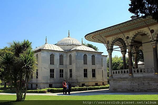 2011_土耳其-托普卡匹皇宮 Topkapi Sarayi blog (5).JPG