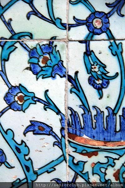 2011_土耳其-托普卡匹皇宮後宮 Topkapi Sarayi blog (5).JPG