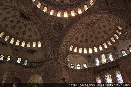 2011_土耳其 藍色清真寺Sultan Ahmet Camii  blog (6).JPG