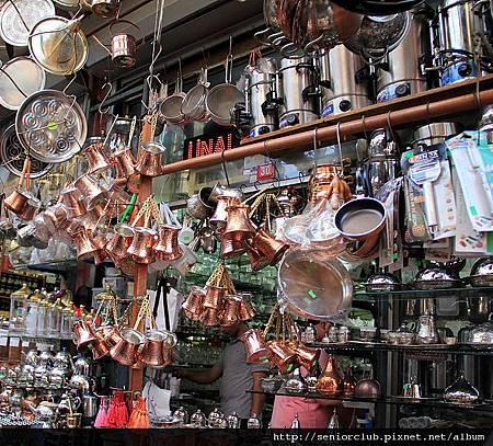 2011_土耳其 埃及香料市場 Misir Carsisi 咖啡(03).jpg