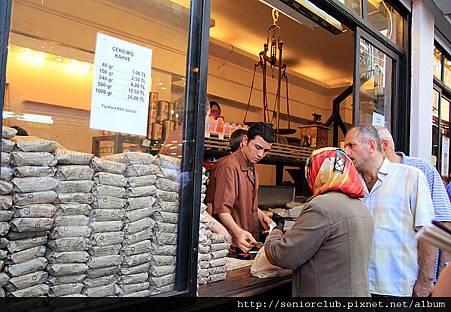 2011_土耳其 埃及香料市場 Misir Carsisi 咖啡(04).jpg