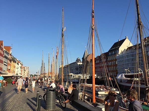2016 Jun 24 丹麥根本哈根新港 - 23.jpg