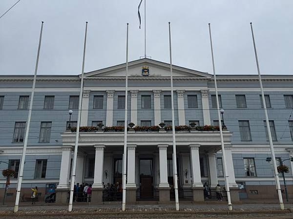 2016 Jul 17 芬蘭赫爾辛基市政廳 - 01.jpg