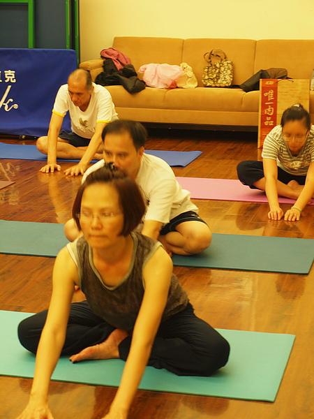 2010 瑜珈課 JUL_10.JPG