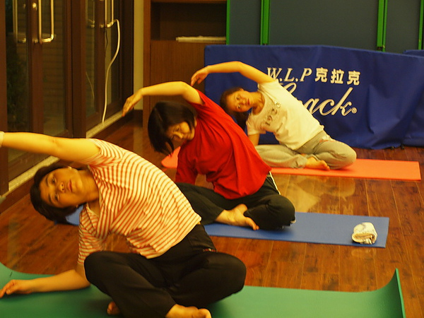 2010 瑜珈課 JUL_06.JPG