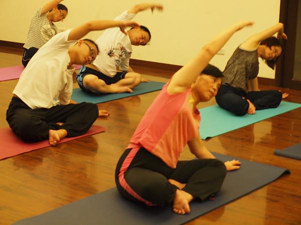 2010 瑜珈課 JUL_05.JPG
